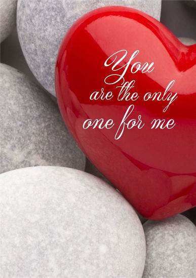 Picture of You are the only ONE 4 ME