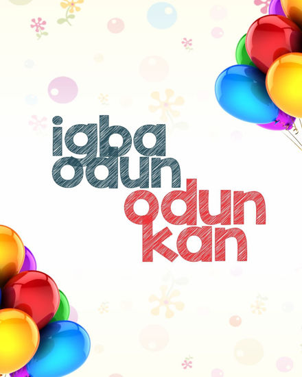 Picture of Igba Odun, odun kan