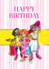 Picture of Happy Birthday (Multi-racial Girls)